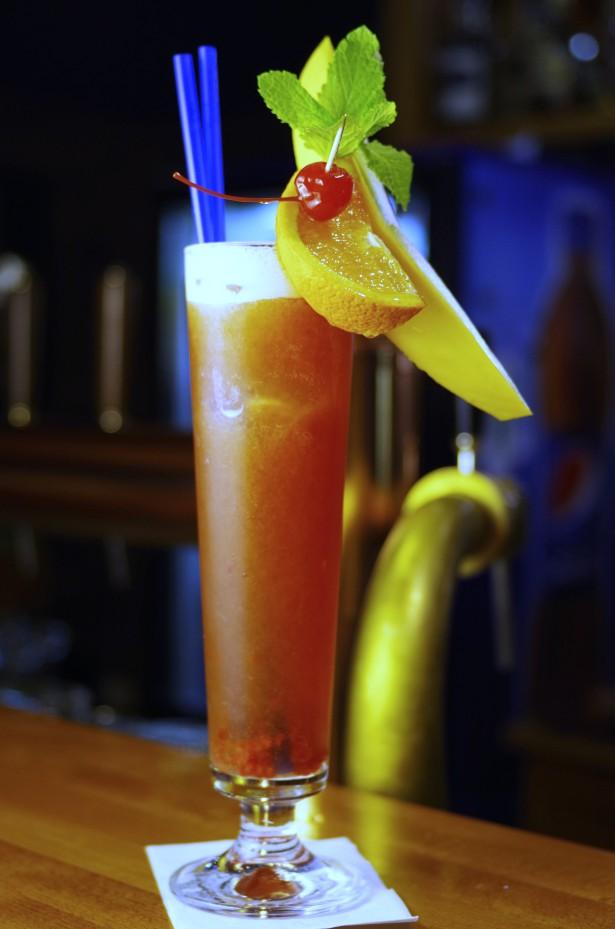 U nás koktejly jen z prémiového alkoholu