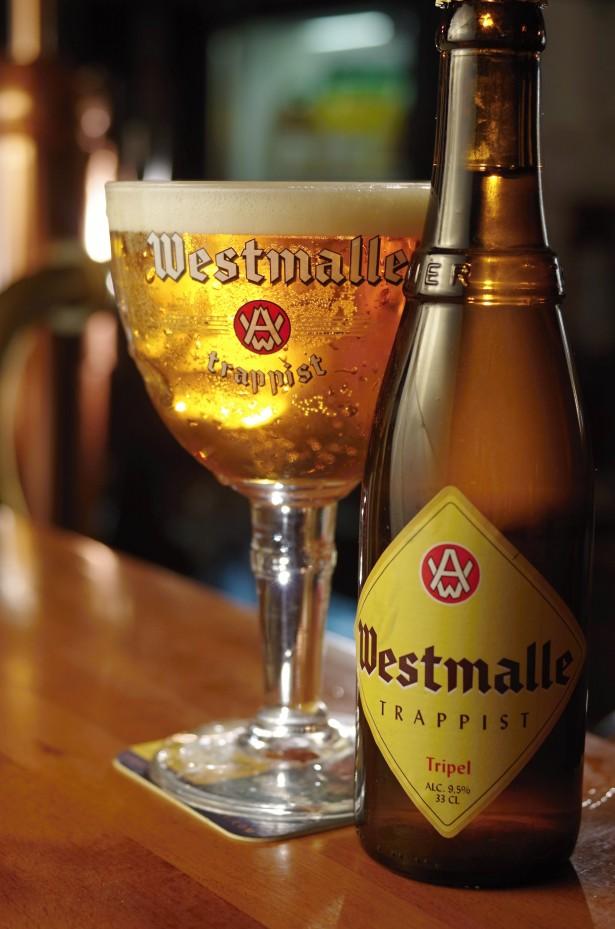 Belgické klášterní pivo