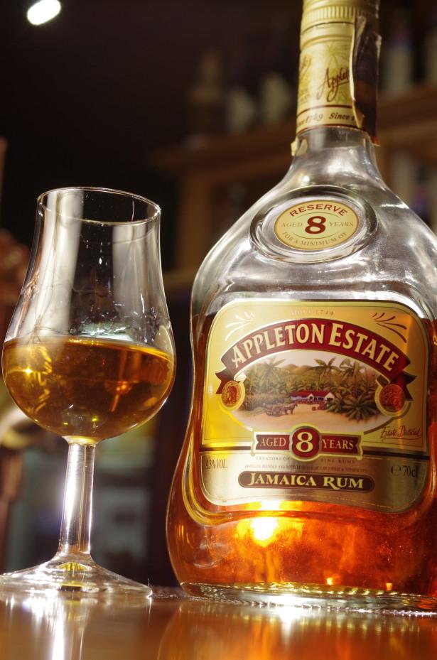 Appleton - jamajský osmiletý rum