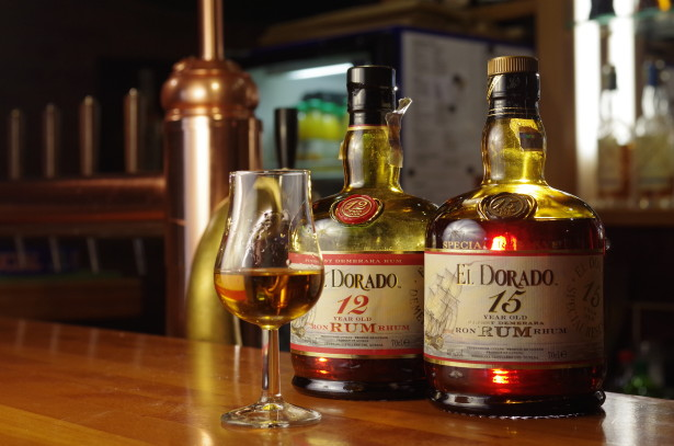 Jedny z nejlepších karibských rumů