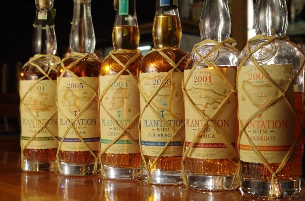 Ochutnejte rumy prestižní pállírny z různých ostrovů
