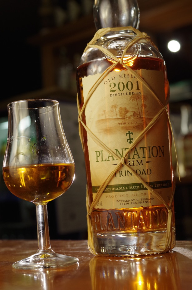 Plantation Trinidad - výborný rum až do koňakové chuti